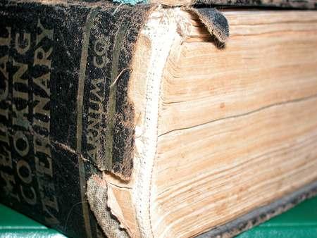 что почитать? старая книга