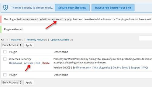 better-wp-security-update-error